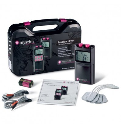 Mystim Tension Lover E-Stim Tens Unit