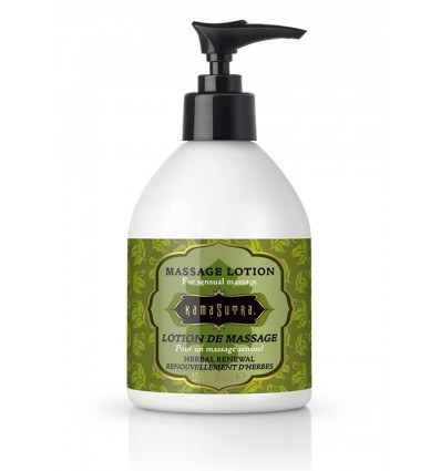 Kama Sutra Herbal Renewal Massage Lotion