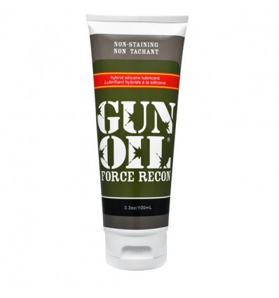 Gun Oil Force Recon Onani Glidecreme