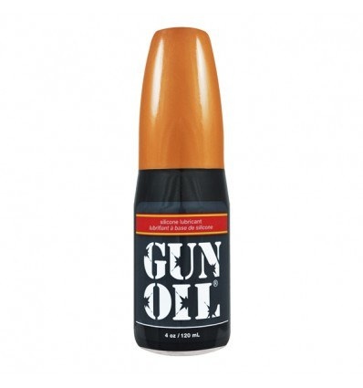 Gun Oil Silikone Glidecreme 120 ml