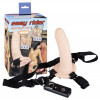 Easy Rider Strap-On Dildo Med Vibrator