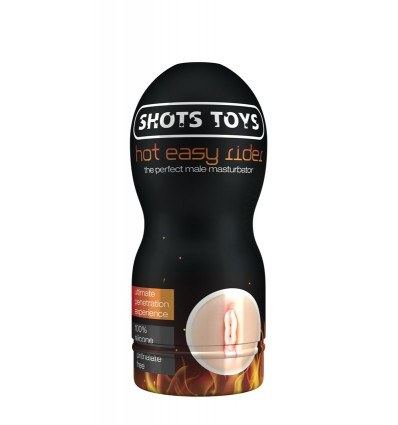 Shots Toys Easy Rider Hot Vagina