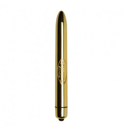 Rocks Off RO-150mm Slimline Gold Bullet Vibrator